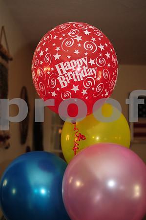 Sara Petite Surprise Birthday Party