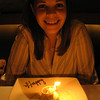 On Sarah's birthday night, we went out for dinner at Cascadia restaurant in Belltown