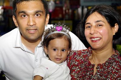 Satva and Rajvi's Birthday Party