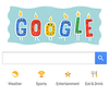 Even Google search page celebrated!