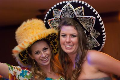 More wacky hats!