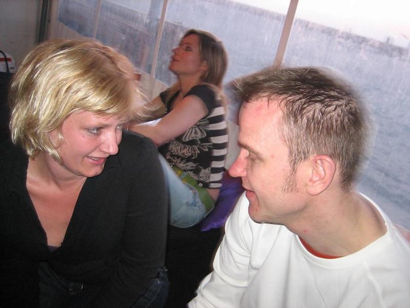 Mirella and Sjoerd