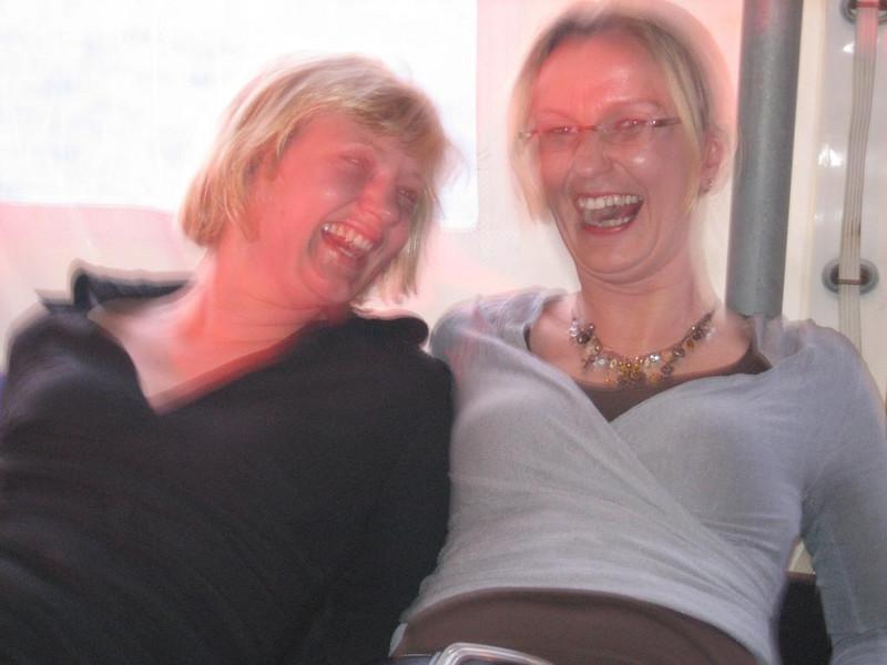 Mirella and Petra ROFL