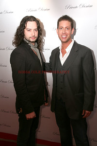 Constantine Maroulis, Seth Levine