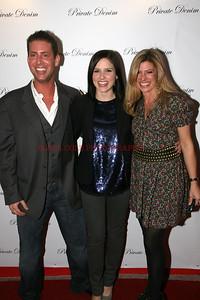 Seth Levine, Sophia Bush, Alisha Levine