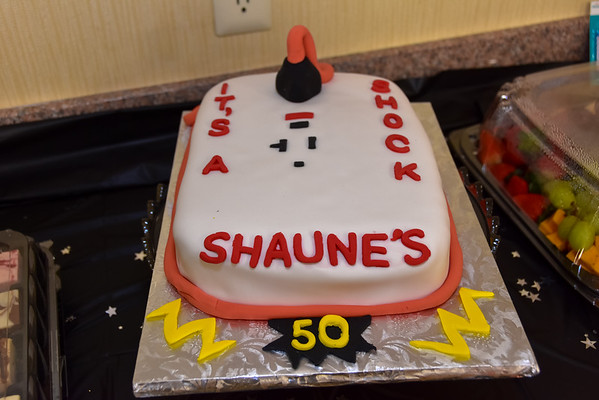 Shaune's 50th Birthday Party