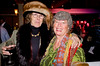 Eva Strauss-Rosen, left - Sheila Ash birthday party