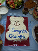 What a great cake Suzanne made!