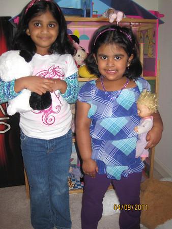Sidhu 1st Birthday party