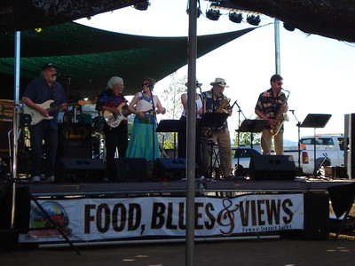 """Food, Views, and Blues"" Event"