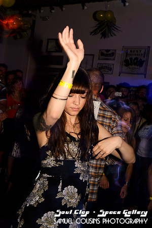 Soul Clap dance party at Space Gallery.