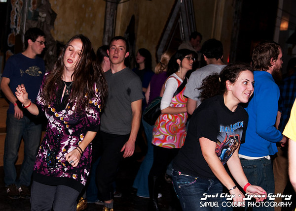 Soul Clap dance party with DJ Jonathan Toubin at Space Gallery