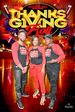 Southern Roll Presents Thanksgivings Roll