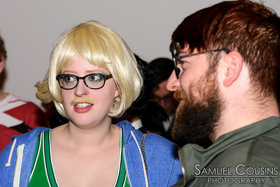 "Kate's ""Sexy Larry Bird"" costume"