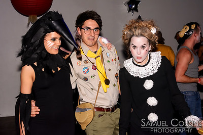 Space Gallery Halloween Party 2014