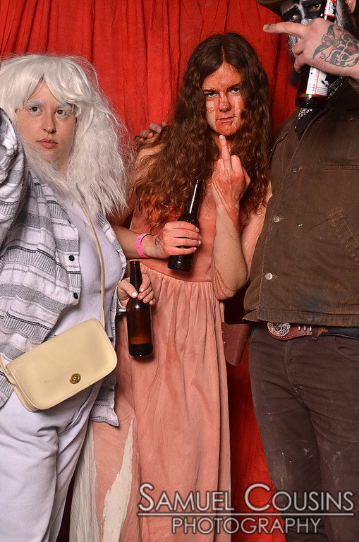 Space Gallery Halloween Party 2016
