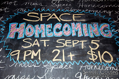 Space Gallery's Homecoming Dance in 2009