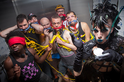 "BYT presents ""Spandex"" party at Wonderbread Factory in Washington, DC, June 7th, 2013. Photo courtesy of Dakota Fine."