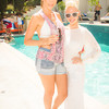 Joey Liebke's Splash Dance Poolside Lux at the Hollywood Hills Luxe Villa 7.6.2014