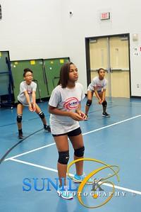 FBJ Volley Ball Club Practice