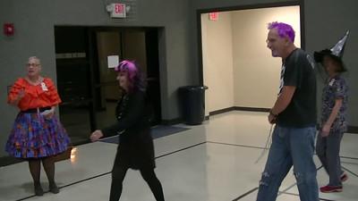 Video of Halloween Costume Parade