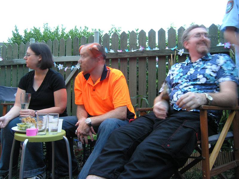 Beth, Matt, Kev