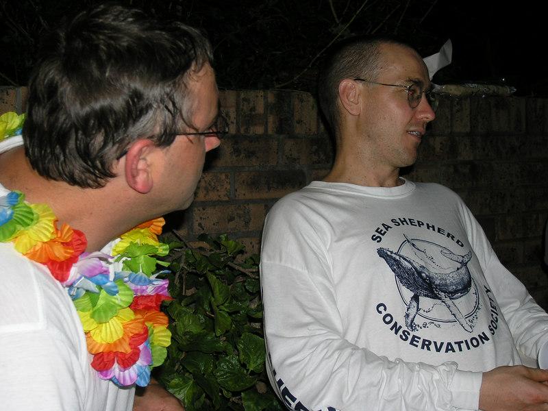 Horst and Moz