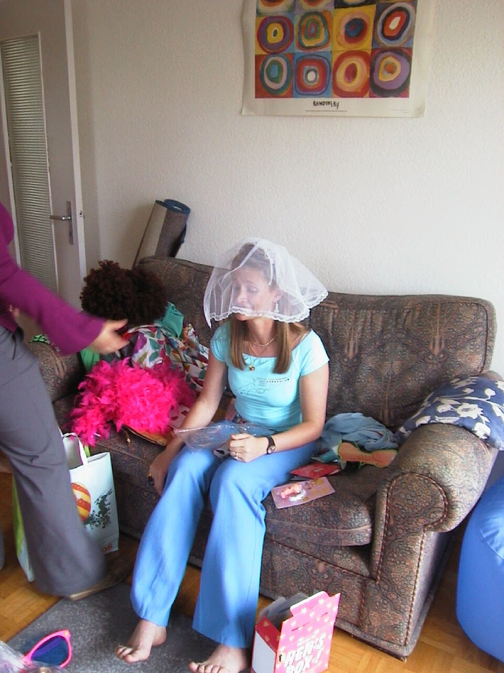 hen night 5