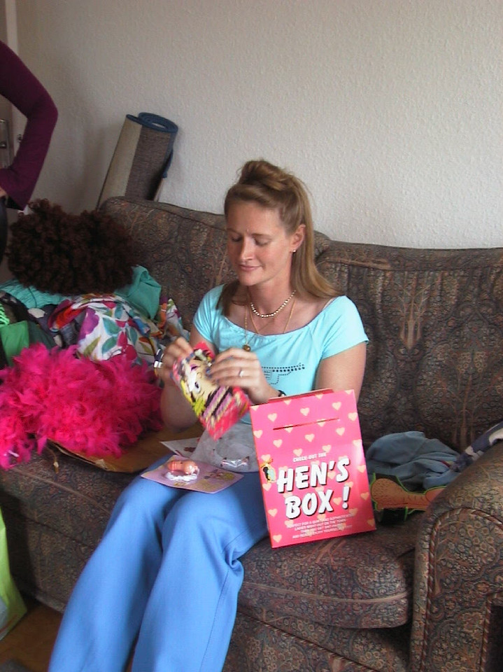 hen night 4