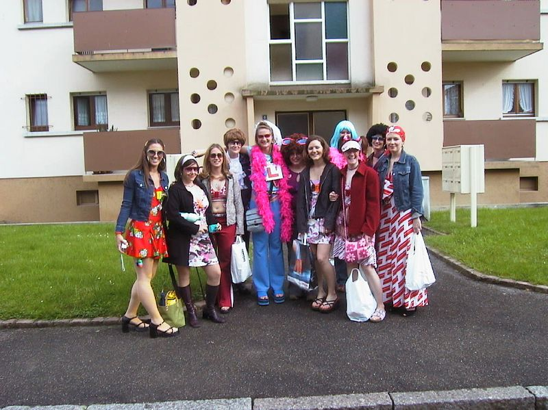 hen night 7