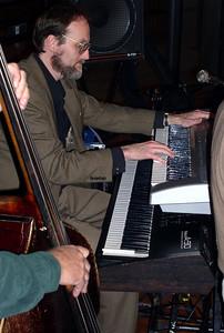 Rick Burns on keys