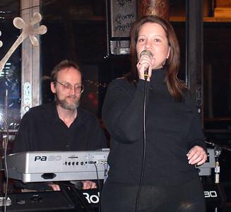 Rick Burns and Jodi