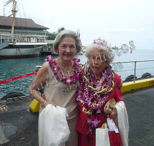 Star of Honolulu Cruise 040908 Eloise Birthday