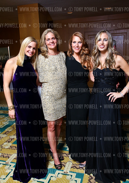 "Photo by Tony Powell. Sharon Bradley, Kristen Olson, Sharon Dougherty, Amy Donnelly. Starlight ""Bedtime Bash"". Four Seasons Hotel. November 20 2010"