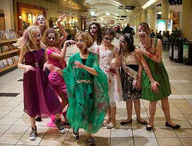 Stella's Zombie Prom 2013