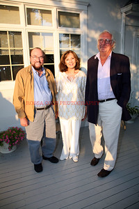 James Lipton, KedaKei Lipton, Richard Meier 2