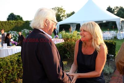 Richard Meier, Debra Halpert