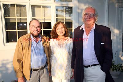 James Lipton, KedaKei Lipton, Richard Meier