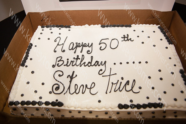 Steve Trice 50th Bday Party
