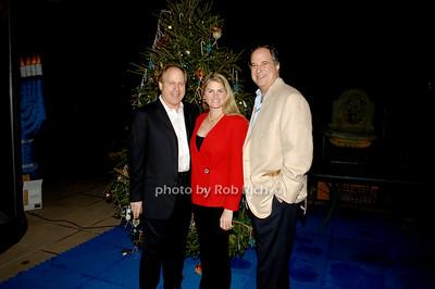 Phil WItt, Bonnie Comley and Stewart F. Lane