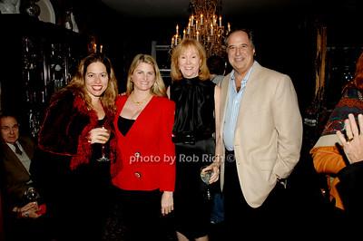 Melissa Levis, Bonnie Comley, Chris Wasserstein and Stewart F. Lane