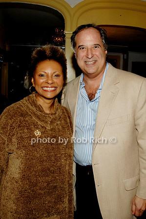 Leslie Uggams and Stewart F. Lane