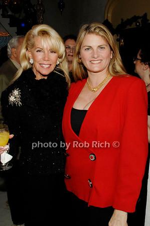 CeCe Black and Bonnie Comley