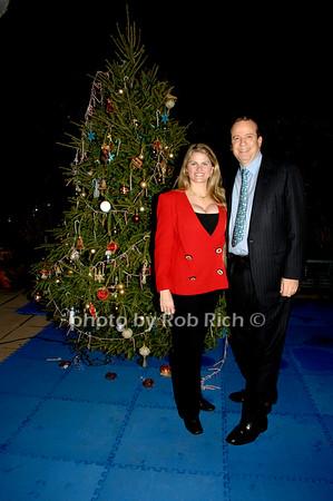 Bonnie Comley and Barry Grove