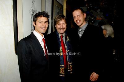 Emanual Sylvano, Barry Gordin and Brian Alessandro