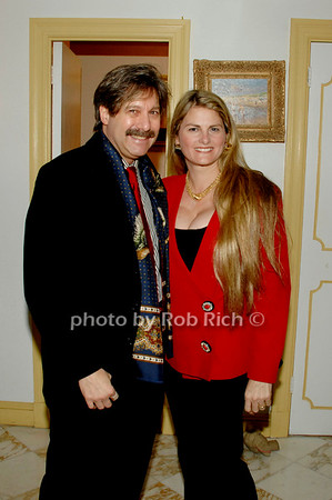 Barry Gordin and Bonnie Comley
