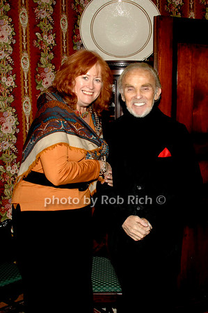 Barbara Von Barstel and Mort Swinsky