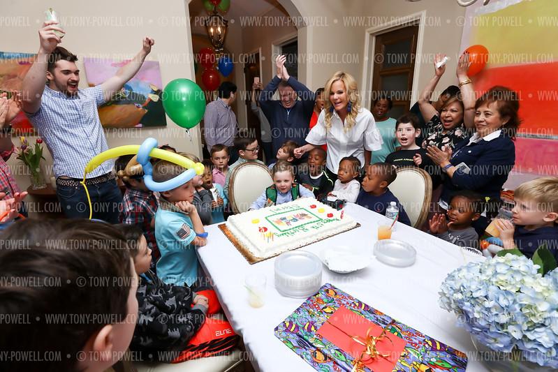 Photo © Tony Powell. Storm's 5th Birthday. Quinn Residence. April 23, 2017