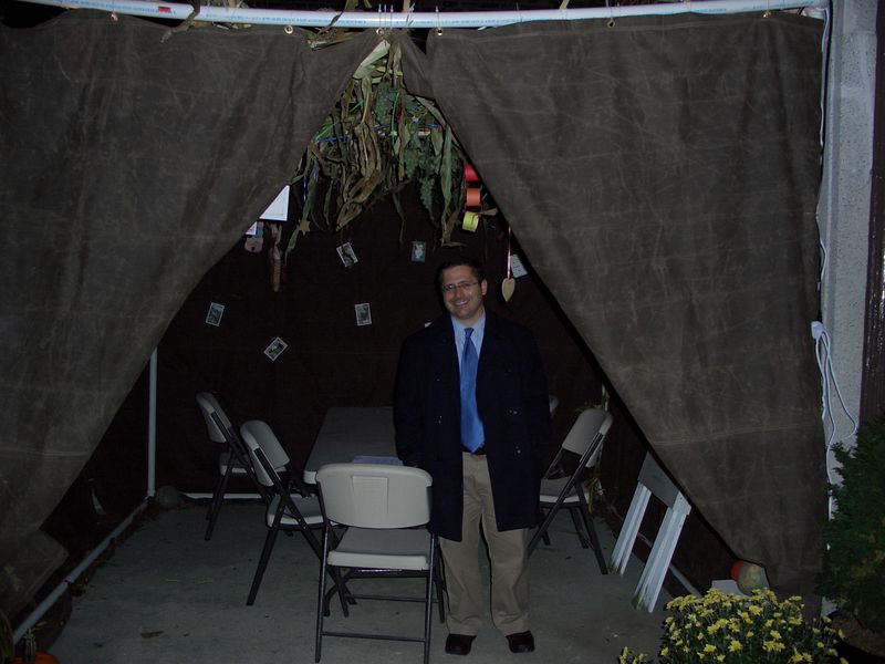 Happy Sukkot!