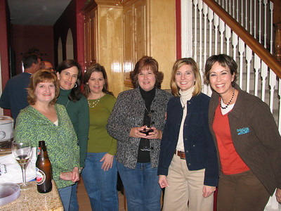 "This isn't all of us.  But we are what you would call the ""regulars"". Susan K, Carrie D, Kristi S, Tammie H, Stacie S, me."